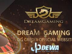 Provider Dream Gaming di agen JPDEWA