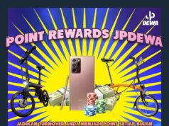 Promosi Point Rewards JPDEWA